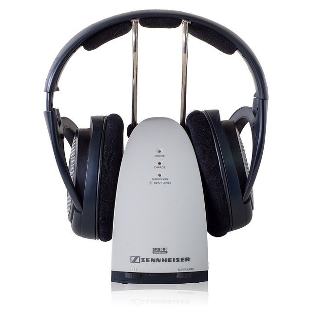 casque audio senior